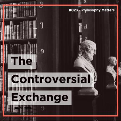 Cover art for WHY Philosophy Matters   TCE #023
