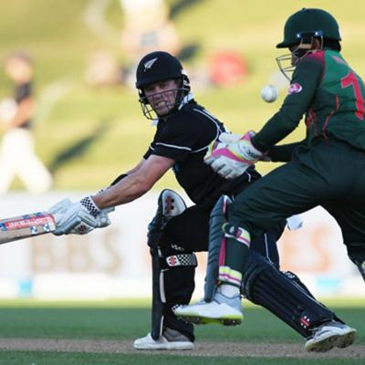 Cover art for New Zealand vs Bangladesh   1st ODI   League11.in