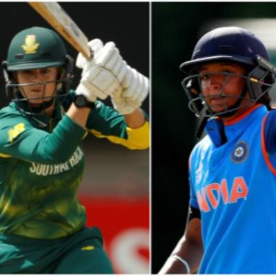 Cover art for India Women vs South Africa Women   2nd T20   League11.in