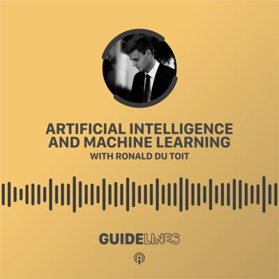 Cover art for Artificial Intelligence and Machine Learning with Ronald Du Toit