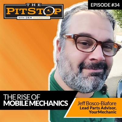 Cover art for Ep. 34 - Innovating the Mobile Car Repair & Maintenance Industry with YourMechanic