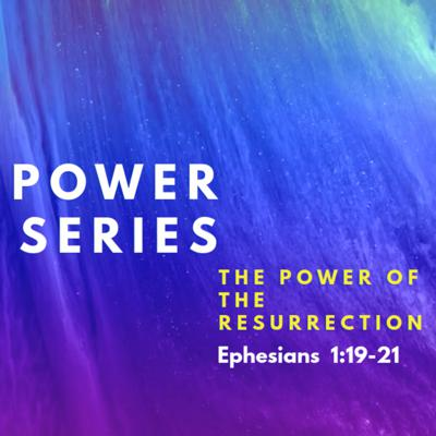 Cover art for The Power Series: The Resurrection