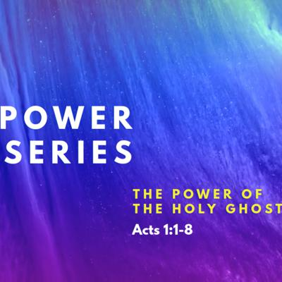 Cover art for The Power Series: The Power of the Holy Ghost