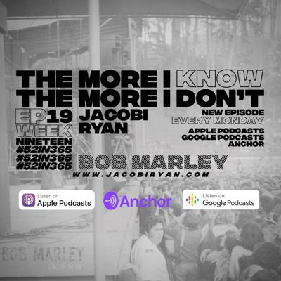 #52in365: The More I Know The More I Don't