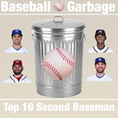 Cover art for Top 10 Second Baseman Going Into 2019