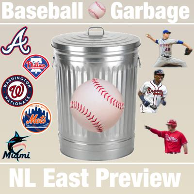 Cover art for 2019 NL East Division Preview