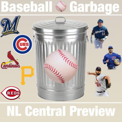 Cover art for 2019 NL Central Division Preview