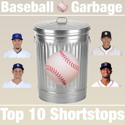 Cover art for Top 10 Shortstops Going Into 2019