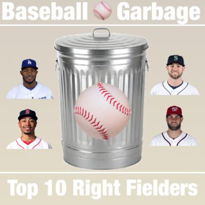 Cover art for Top 10 Right Fielders Going Into 1019