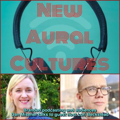 The Podcast Studies Podcast (formerly New Aural Cultures)