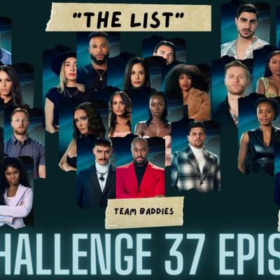 Cover art for THE CHALLENGE: Spies, Lies, and Allies Season 37 Episode 1 MTV PREMIER |