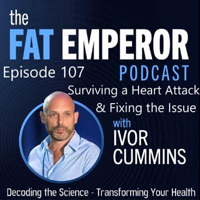 Cover art for Ep108: We Love Our Heart - Surviving a Massive Heart Attack, and Fixing the Issue!