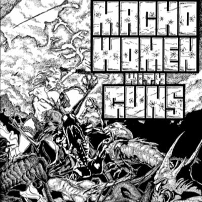 Cover art for 062 Macho Women With Guns
