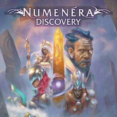 Cover art for 067 Numenera Discovery