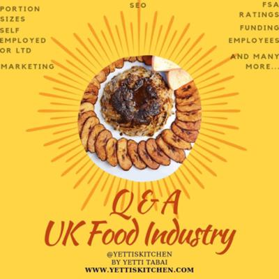 Cover art for Q & A - UK Food Industry