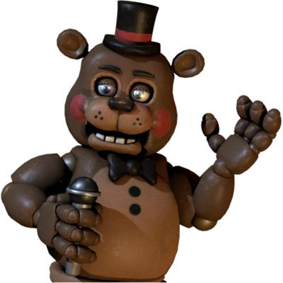 Cover art for Toy Freddy