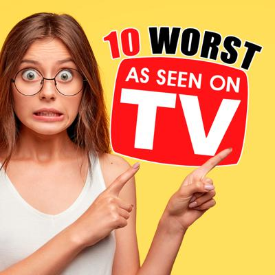 Cover art for 10 Worst As Seen On TV Products