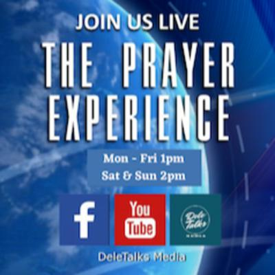 Cover art for Power through Praying: The Prayer Experience with Pastor Dumebi (Wed 14th July 2021)
