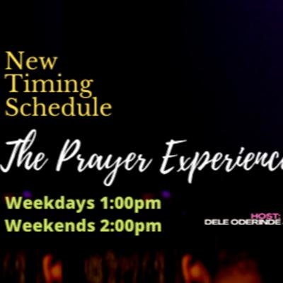 Cover art for Prevailing Prayers - The Prayer Experience with Joanne Slamon and Pastor Dumebi (Thurs 22nd July 2021)