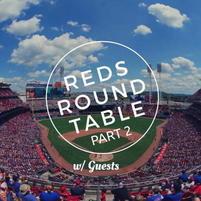 Cover art for S3. Ep2. | Reds Round Table Part 2