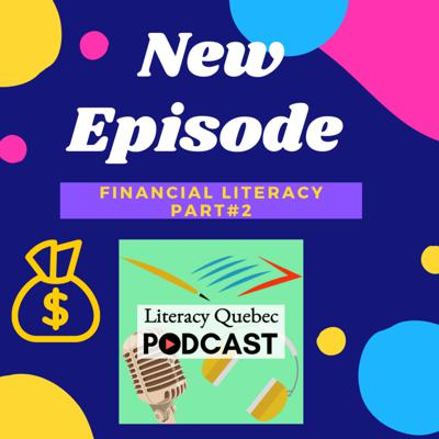 Cover art for Episode 18 - Financial Literacy! - Part 2 Being a savvy consumer