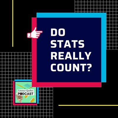 Cover art for Episode 23 - Do stats really count?  Conversation with Statistics Canada