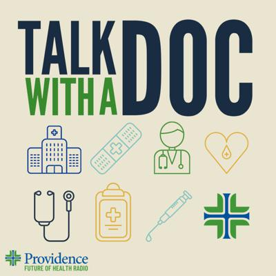 Cover art for Talk With A Doc: IBS Awareness Month-Optimal Gut Health + Nutritional Healing