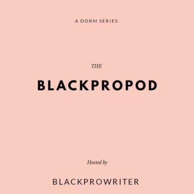 Cover art for BLACKPROWRITER - My story