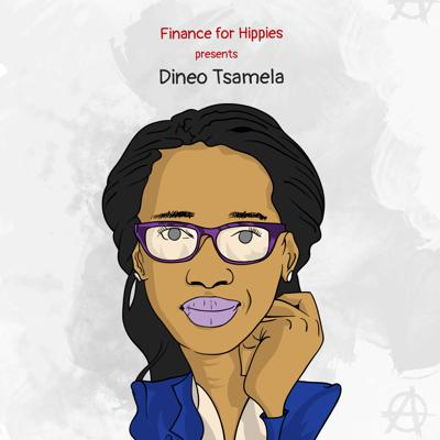 Cover art for Episode 6 - Investing on a Hippies Budget of R250 or Less ft. Dineo Tsamela