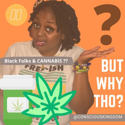 Cover art for 420 - The Truth About Black Folks & Cannabis!