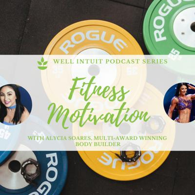 Cover art for Episode 5: Fitness Motivation with Alycia Soares