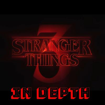 Cover art for Stranger Things 3 - Episode 3 - The Case Of The Missing Lifeguard