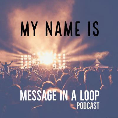 Cover art for Message 7: My name is