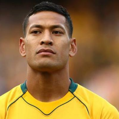 Cover art for Episode 12: Freedom of Expression - Israel Folau