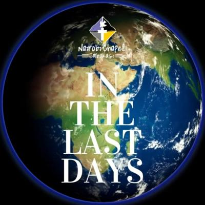 Cover art for In The Last Days, Jesus Will Come Back