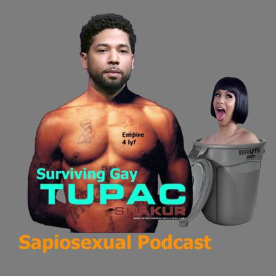 Cover art for Surviving Gay Tupac - #05