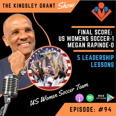 The Kingsley Grant Show: Where Emotional Intelligence and Leadership Skills Intersect