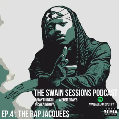 Cover art for The Rap Jacquees
