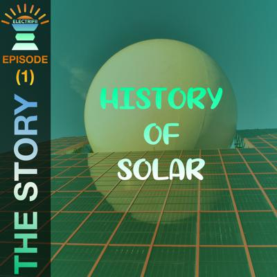 Cover art for THE STORY || EP (1) SOLAR HISTORY