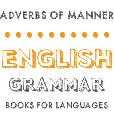Cover art for Adverbs of Manner