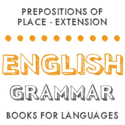 Cover art for Prepositions of Place – extension