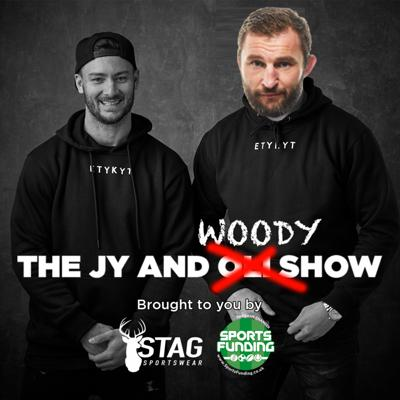 Cover art for The Jy and Woody Show E9 - Pete Mata'utia & Jesse Sene-Lefao