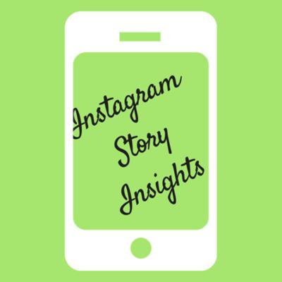 Cover art for 8 Instagram Story Insights to Focus on