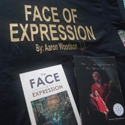Cover art for EP 80: Guest Speaker- Journey Through The Face of Expression By Aaron Woodson.
