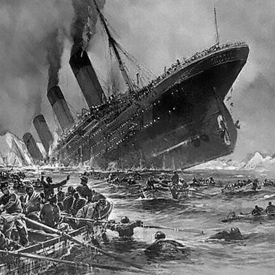 Cover art for Truth of the Titanic