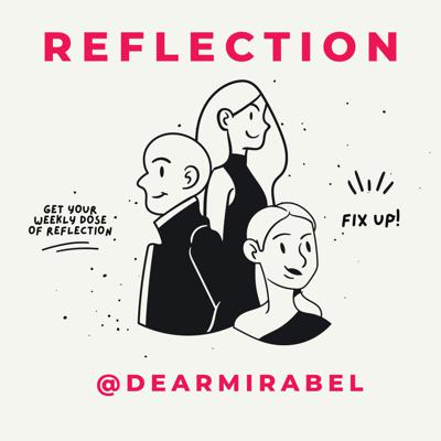 Cover art for REFLECTION...
