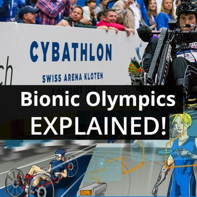 Cover art for Cybathlon Explained, Implanted Tech & FES Cycling [Part 1/2]