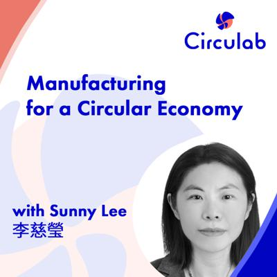 Cover art for What's manufacturing for the Circular Economy?