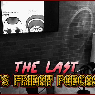 Cover art for The Last Friday