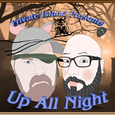 Up All Night: A Horror Anthology Podcast